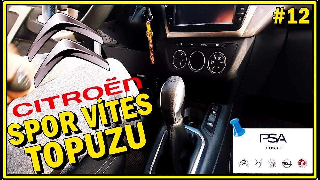 Renault Symbol Vites Topuzu Değiştirme
