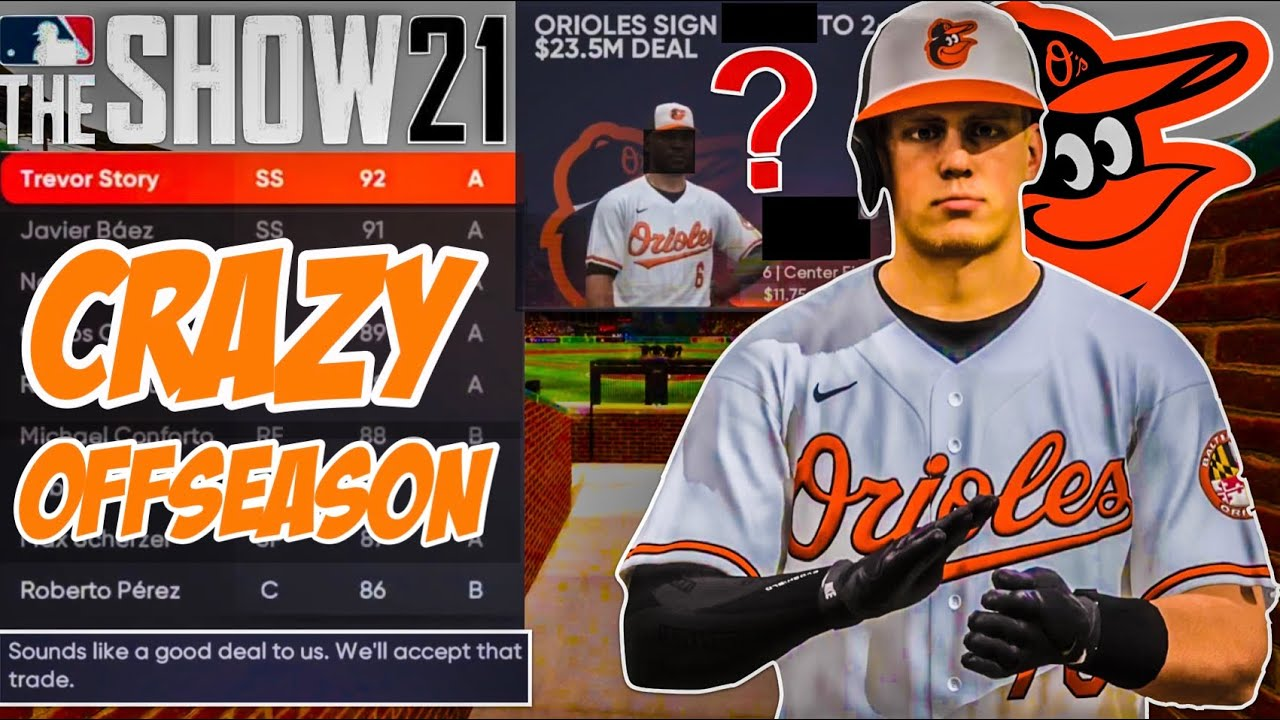 Download INSANE OFFSEASON!   MLB the Show 21 Baltimore Orioles Franchise   Ep 12 [S1]