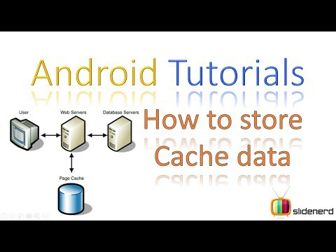 154 Android Cache Storage |