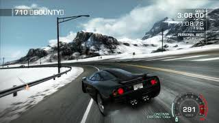 NFS:Hot Pursuit   The Ultimate Road Car 2:30.41   World Record
