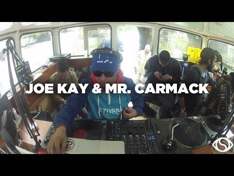 Joe Kay & Mr. Carmack • Soulection Takeover • Le Mellotron