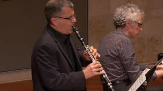 LCCE performs Debussy - Premiere Rhapsody