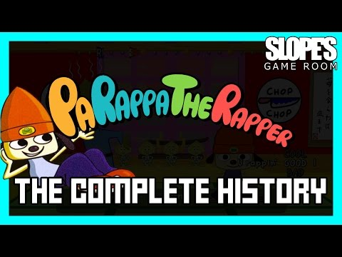 PaRappa The Rapper: The Complete History - SGR