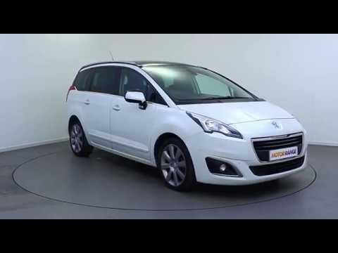 2014/14 Peugeot 5008 2.0 HDi FAP Allure - Contact Motor Range Today