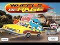 The Amazing World of Gumball Games from Cartoon Network - Wheels of Rage Online Game