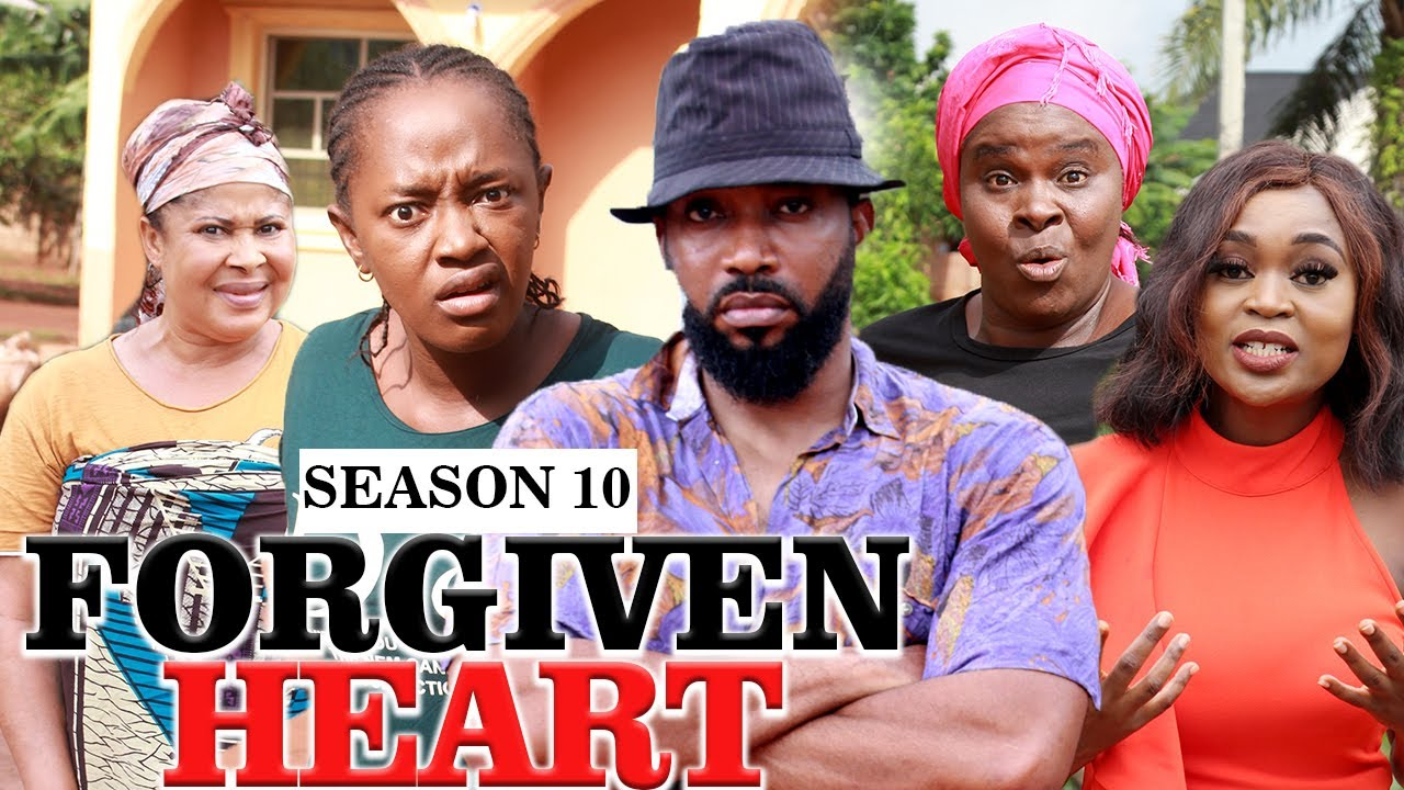 Download FORGIVEN HEART 10 (SEASON FINALE) - 2020 LATEST NIGERIAN NOLLYWOOD MOVIES