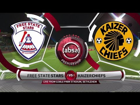 Absa Premiership 2018/19 | Free State Stars vs Kaizer Chiefs