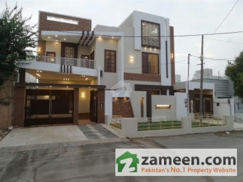 Brand New 400 Sqyard 4 Bed Under Construction House For Sale In North Nazimabad Karachi