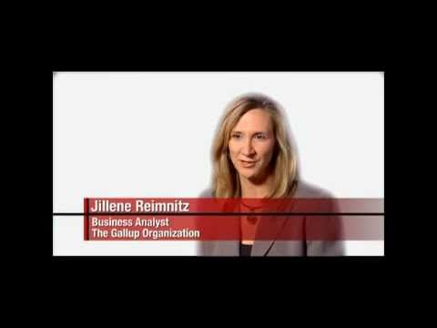 Oracle Business Intelligence Spotlight at Gallup