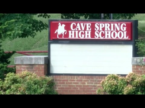 Health concerns at Cave Spring High School