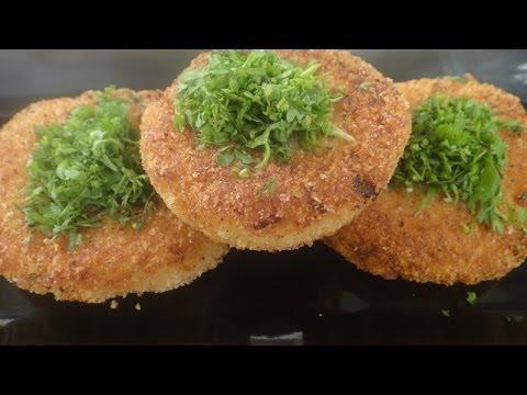 Fofos (Fish Croquettes)   Sanjeev Kapoor Khana Khazana