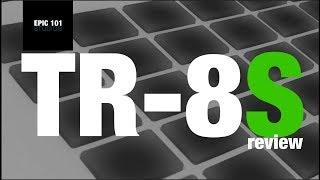 Roland TR-8S بالعربي