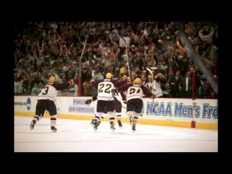 Minnesota Gophers  Hockey-10th Anniversery  2002-2012  NCAA National Championship