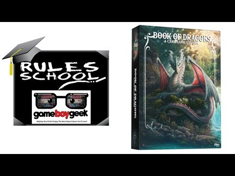 How to Play Dragon Trick (Rules School) with the Game Boy Geek