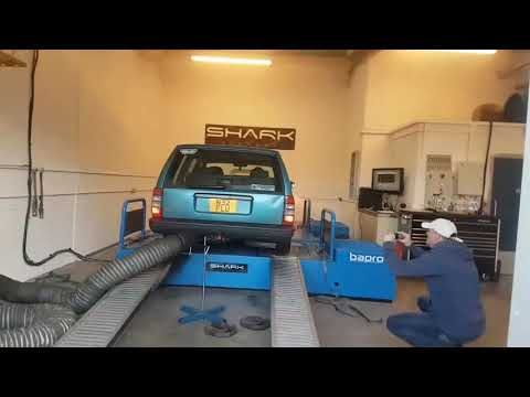 Volvo D24 Tdi 200hp 400nm GT 2260 VNT Dyno