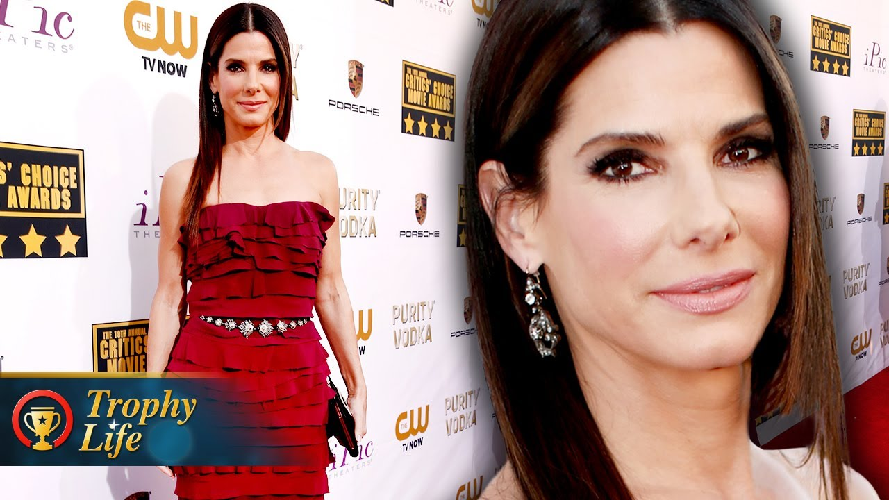 Sandra Bullock Best Carpet Look Critics Choice Awards 2014