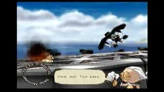 Sky Gunner PS2 Rival 2nd the Final Battle
