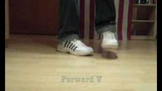 C-Walk Basics: The X-Hop And Forward V Tutorial