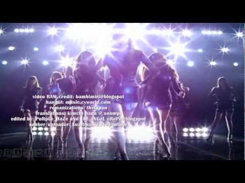 [FULL HD] Nine Muses (나인뮤지스) - No PlayBoy [hangul + romanizations + eng sub]