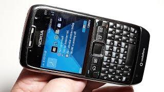 мобильный телефон Nokia E71 обзор