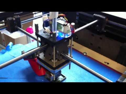 3D-Printing Event im Office LAB Zürich