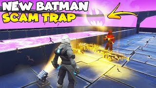 NEW Batman SCAM vs Dumbest Scammer! 😱 (Scammer Gets Scammed) Fortnite Save The World