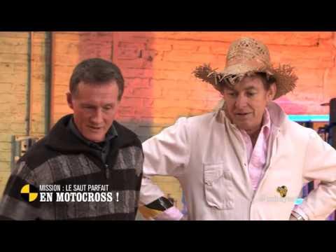 Mission : Le Saut Parfait En Motocross - On N'est Pas Que Des Cobayes #cobayesf5