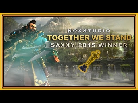 Dota 2 - Together We Stand [Saxxy 2015 SFM]