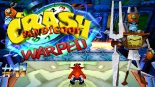 El maestro del tiempo/Crash Bandicoot: Warped #17