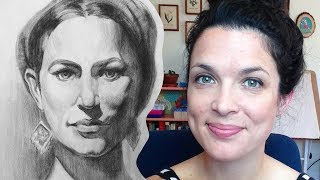 Watts Atelier Online Head Drawing Phase 4 - Week 55 - What now?