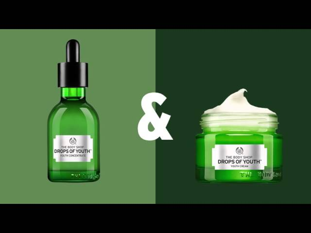 Drops Of Youth Youth Concentrate And Youth Cream Youtube