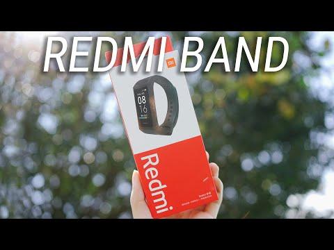 Redmi Band обзор и распаковка / Надеюсь Xiaomi mi band 5 не будет таким...