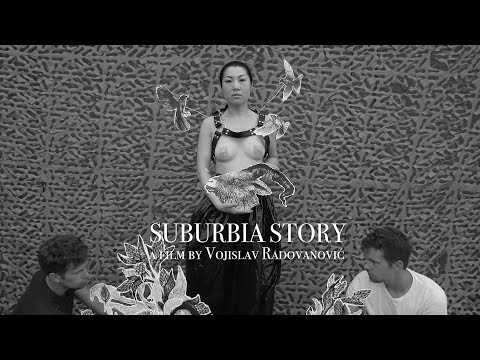 """Suburbia Story"" (2020) trailer, short experimental film"