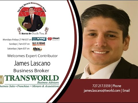 THE REAL ESTATE QUARTERBACK SHOW w/ James Lascano and Synergistic Funding REQB Show 7.14.16