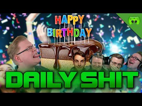 HAPPY BIRTHDAY TO US 🎮 PietSmiet Daily Shit #23