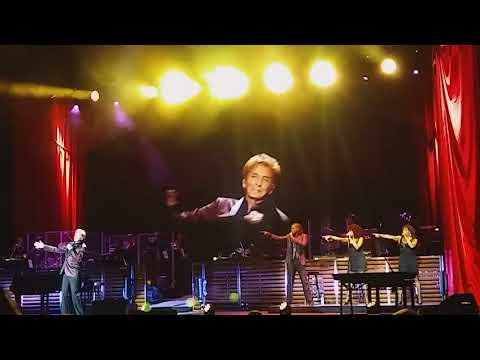 Barry Manilow LIVE 2.1.18 @The Pavilion at The Toyota Music Factory in Irving, TX. (Dallas)