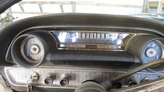 1963 Ford Cold Start