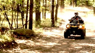 Fisher's ATV World - Embarrass River ATV Park, WI (FULL)