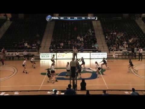 GC VOLLEYBALL: Georgia College vs Flagler College