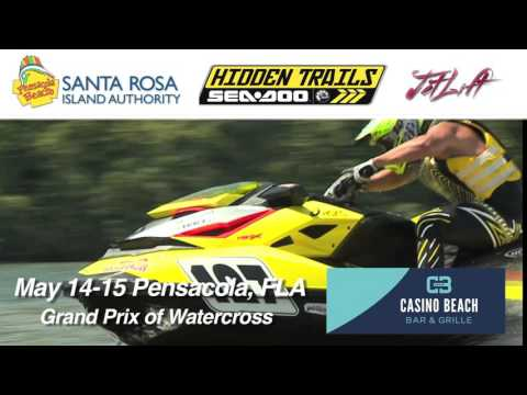 Grand Prix of Watercross Presesent by Casino Beach Bar and Grille commercial