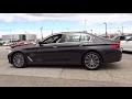 2017 BMW 5 SERIES Monterey  Watsonville  Gilroy  Salinas  San Jose  CA HG896297