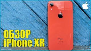 iPhone XR обзор в 2020 году! iPhone SE 2020 не рассматриваем даже?