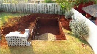 Строим бассейн своими руками(Строим бассейн своими руками. Предлагаю вашему вниманию пошаговое изготовление бассейна. http://dachasvoimirukami.ru/pa..., 2014-09-19T16:18:35.000Z)