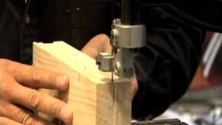 Bandsaw magic
