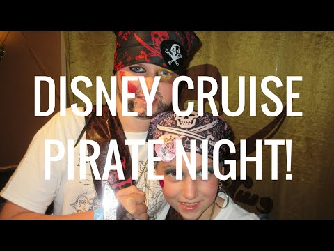 DISNEY CRUISE DAY 5: PIRATES IN THE CARIBBEAN!