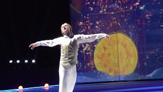 Евгений Плющенко Щелкунчик Танец Дроссельмейера 2.01.2017, Спб, вечернее шоу