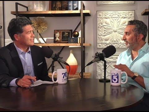 Frank Buckley Interviews: Bassem Youssef, Political Satirist/Heart Surgeon