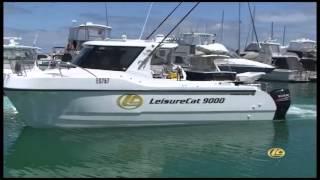 9000 Kingfisher Series Power Catamarans