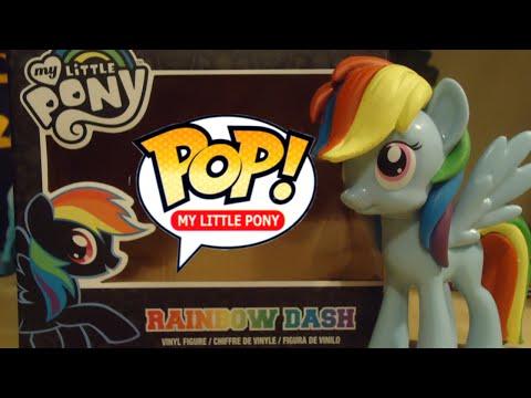 My Little Pony: Funko Vinyl Figure: Rainbow Dash