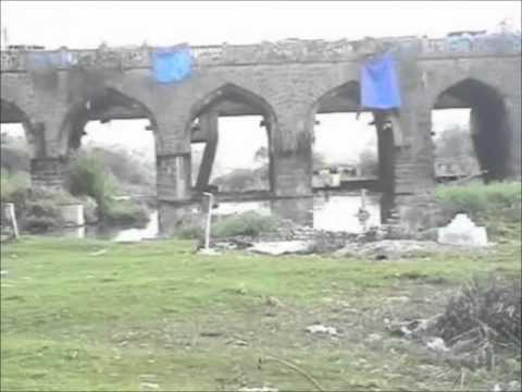Purana Pul - The First Bridge of Hyderabad
